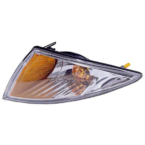 OE Replacement Turn Signal/Parking/Side Marker Light CHEVROLET CAVALIER 2000-2002 (Partslink GM2520179)