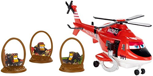 Disney Planes: Fire & Rescue Blade Vehicle (Smoke Jumper Die Cast compare prices)