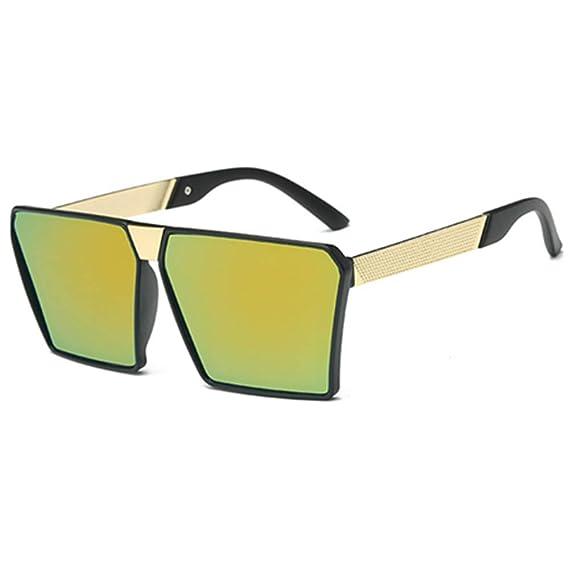 Wang-RX Gafas de sol para niños UV400 Recubrimiento Gafas de ...