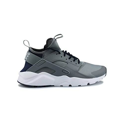 Nike Men's Air Huarache Run Ultra Running Shoe (Cool Grey/Wolf Grey, 9.5) by NIKE