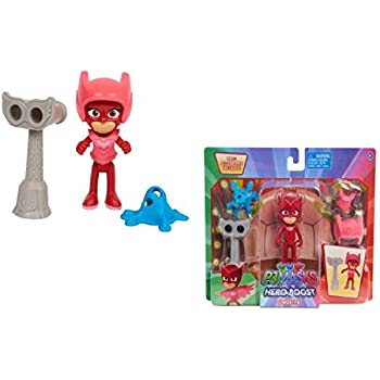 PJ Masks Hero Boost Figure – OWLETTE