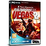 Tom Clancys Rainbow Six Vegas 2 (Pc Dvd) Windows Xp (Service Pack 3) Vista/7 (Uk Import)