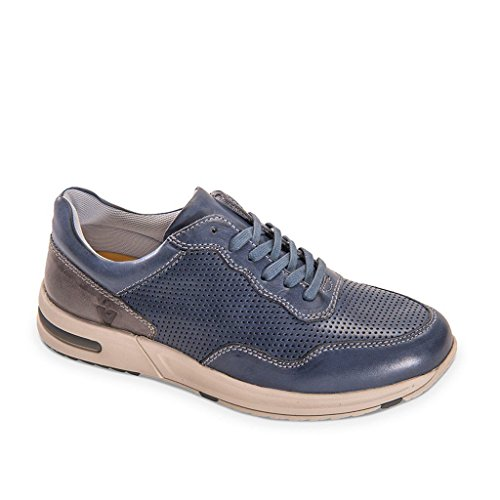 Valleverde Valleverde Sneakers Bleu Sneakers Basses Homme aPpw58xn