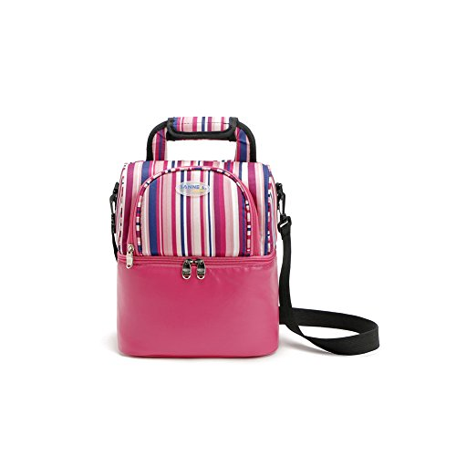 Amazon.com: 8 L Tote Insulated Cool Cooler Lunch Bags for ...