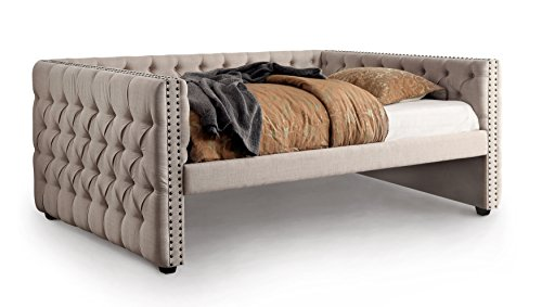 HOMES: Inside + Out IDF-1028T Donnely Daybed, Twin