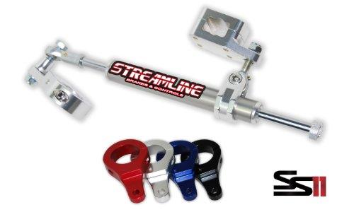 Streamline BTS-CB54-BK SS11 Carbon Steering Stabilizer