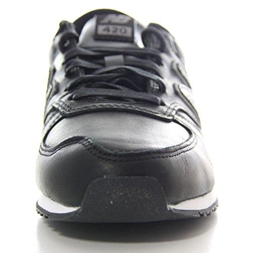U420 Balance Noir Noir U420LSK Baskets New q4wxv5Hv