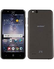 ZTE VZW-Z839PP Blade Vantage 5 16GB 1.1GHz 2GB Prepaid LTE Verizon Smartphone, Black, Carrier Locked to Verizon Prepaid photo