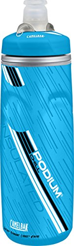 (CamelBak Podium Chill Insulated Water Bottle, 21 oz, Breakaway Blue)