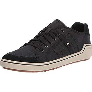 Merrell mens Primer Canvas Sneaker, Black, 15 M US