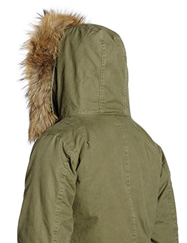 Verde Classics Canadian Giacca Arm Donna army pqpt1w