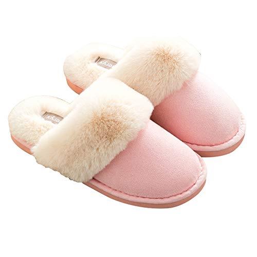 Foam Slippers Pink Comfy Memory House Women's Clog joyee Z q08xInR0