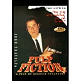 Pulp Fiction Movie (John Travolta, The Hitman) Poster Print