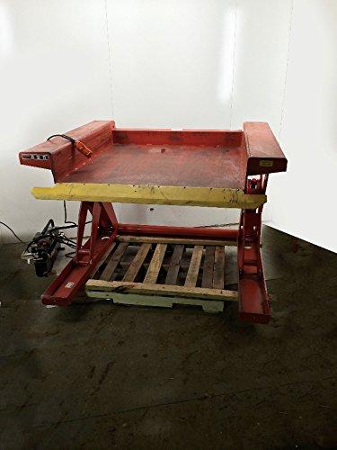 Amazon.com: Presto XZ44-20 Hydraulic Lift Table Floor Level 2000 lb ...