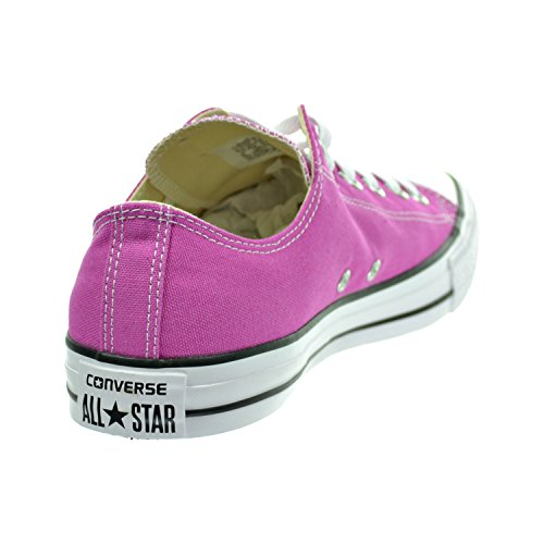 Converse Unisex Chuck Taylor All Star Low Top Plastic Pink Sneakers - US Men 7 / US Women 9 i0F3Hc
