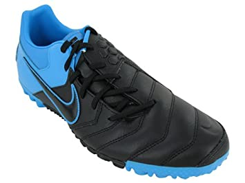 3674f014b59f8f Image Unavailable. Image not available for. Colour  Nike 5 Bomba Pro Mens  Astro Turf Trainers Black Blue ...