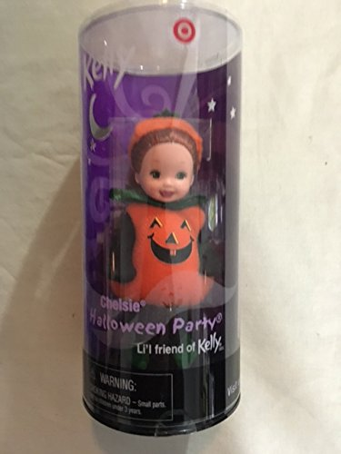 Barbie Kelly Halloween Party Chelsie As A Pumpkin Target Special Edition (2001) -