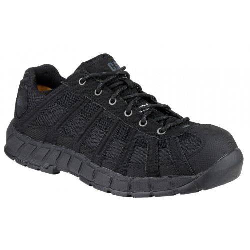 Cat Switch S1 Safety Footwear Black