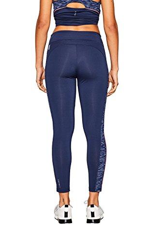ESPRIT Sports, Pantalones de Deporte para Mujer Azul (Navy 400)