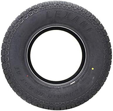 Lexani Terrain Beast AT all/_season Radial Tire-LT215//85R16 115S