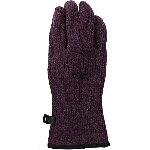 Outdoor Research Women's Flurry Sensor Gloves, Pinot, Medium