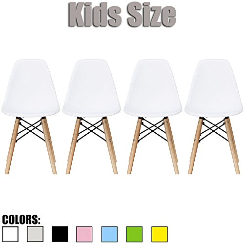 2xhome Set Four Natural Childrens product image