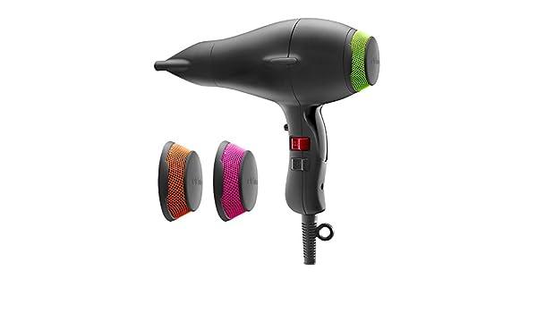 Elchim Xlite - Secador de pelo, color negro: Amazon.es: Salud y cuidado personal