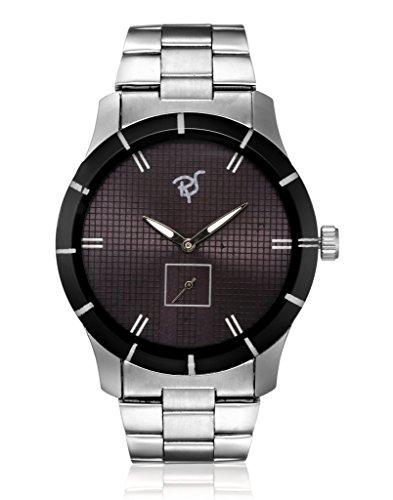 Rico Sordi Analog Silver Dial Men's Watch -(RSMW_S65)