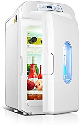Compra SL&BX Sistema de doble refrigeración 35l mini refrigerador ...