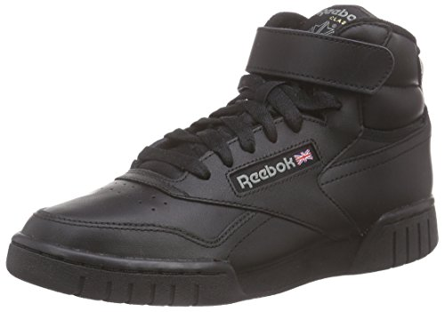 Ex Basses Black 000 Int Baskets Reebok o Hi Mixte Noir Fit Adulte dqUCwA