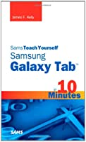 Sams Teach Yourself Samsung GALAXY Tab ™ in 10 Minutes Front Cover