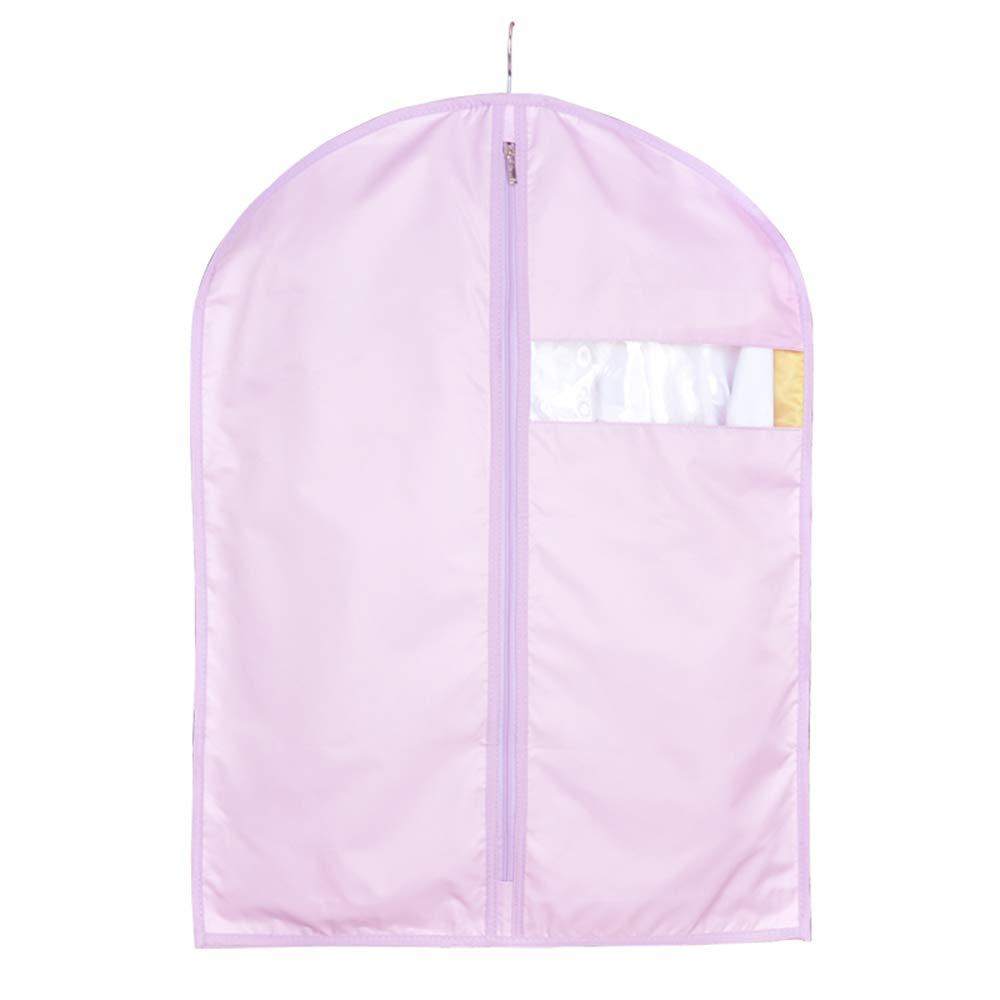 Huifang Vakuum-Platzsparer QFFL Clothes Bag Staubschutz, Haushalt Pelzmantel Staubschutz Breathable Hanging Storage Bag Schutztasche (Farbe   F, größe   60  120cm) B07KWPB48B Vakuum-Platzsparer