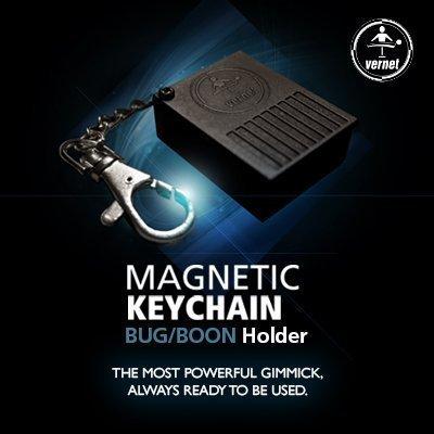 Amazon.com: Llavero Soporte Magnético Boon (Grease) por ...