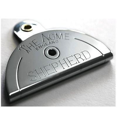 Acme Shepherds Sheepdog Gundog Mouth Nickel Lip Whistle by WHISTLES