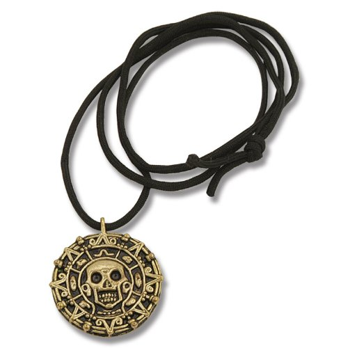 BladesUSA Other Skull Coin Necklace