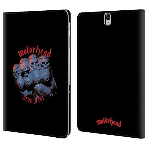 9 Motorhead Galaxy D'album Iron Fist Étui Livre Pour En De Hammered Tab Samsung Officiel 7 Cuir Couvertures Coque S2 AgwxdZZpq