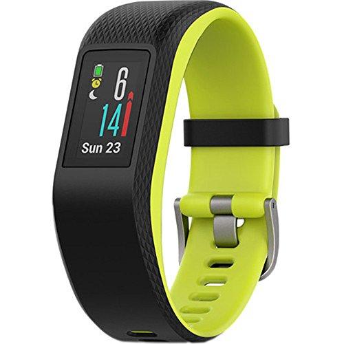 Garmin Vivosport Smart Activity Tracker + Built-in GPS (Limelight, L) 010-01789-13 + 1 Year Extended Warranty by Garmin (Image #3)
