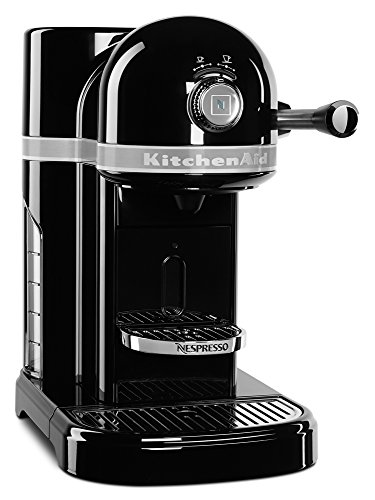 KitchenAid KES0503OB Nespresso, Onyx Black (Kitchenaid Espresso Machine)