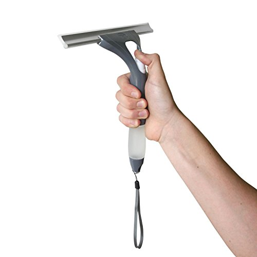 Amazon Lightning Deal 55% claimed: Squeegee with Built in Pump Spray Bottle.