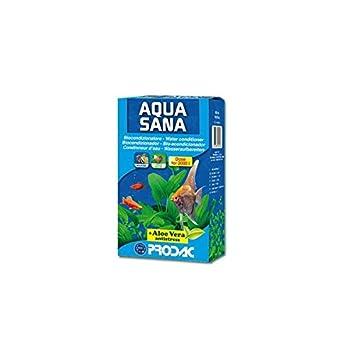 Prodac Aquasana con aloevera- acondicionador de Agua para acuarios 100ml: Amazon.es: Jardín