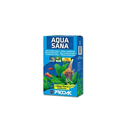 Prodac Aquasana con aloevera- acondicionador de agua para acuarios 100ml