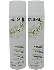 Bundle-2 Items : Caudalie Moisturizing Toner, 6.7 Oz (Pack of 2)