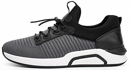 Ben Sports zapatillas de deporte trail Running de hombre pare mujor E-Gris