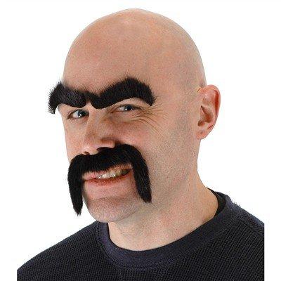 Tough Guy Facial Hair -