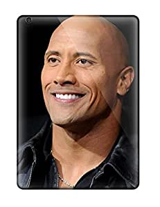 New Tpu Hard Case Premium Ipad Air Skin Case Cover(dwayne Douglas Johnson)