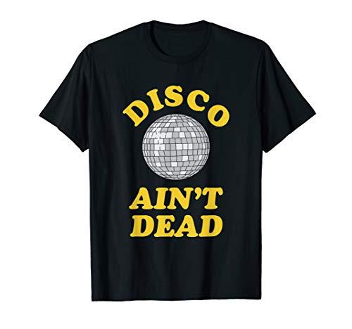 Funny Retro Disco Dancing T Shirt Gift for