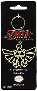 Zelda - Llavero Legend Of Zelda (Bioworld KE138748NTN) [Importado de Inglaterra]