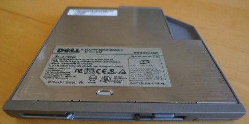 New Dell Latitude D Series Floppy Drive w/ USB Cord