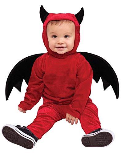 Fun World Lil Devil Costume - Infant -