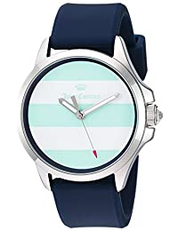 Juicy Couture Women's 1901393 Jetsetter Analog Display Quartz Blue Watch